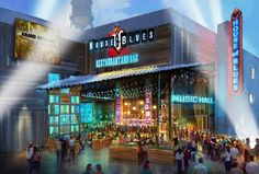 Check out this exciting update for the new House of Blues Anaheim location opening at Anaheim GardenWalk Fall 2016 featuring a larger music hall with incredible sight lines and mezzanine seating, amazing food throughout the venue, a second more intimate live music club and the opening of OC's premier VIP nightclub and lounge - Foundation Room!
