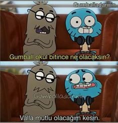 Memes Funny Faces, Funny Tweets, Darwin Gumball, Mr Brown, Sherlock Poster, Comedy Zone, You Make Me Laugh, Basket Ball, Cartoon Network