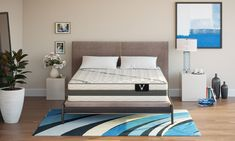 """VERITAS VH1000 12"""" Firm Hybrid Mattresses 
