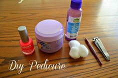 Yours, Mine & Ours: DIY Pedicure for busy Moms