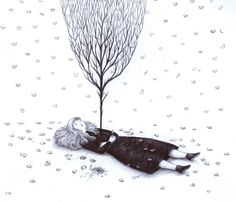 """pictures from """"Vento"""" animated book :... / Virginia Mori"""