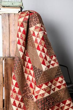 Moda Mill Book Circa 1852 Quilt Kit