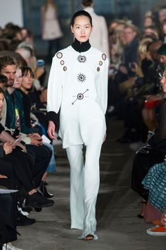 The best of London Fashion Week, Thomas Tait