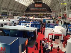 Voxility at InfoSecurity Europe 2016 - London, UK