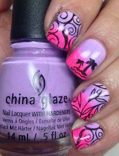 Colores de Carol #nail #nails #nailart