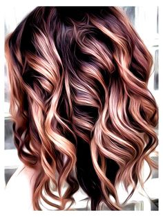 Gorgeous Hair Color, Cool Hair Color, Fall Hair Colors, In Style Hair Colors, Hair Color Tips, New Hair Color Trends, Fall Hair Trends, Cute Hair Colors, Different Hair Colors