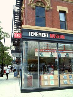 The Lower East Side Tenement Museum in Pictures | Stuff You Missed in History Class