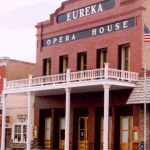 Nevada ghost towns - Eureka. I love ghost towns, they intrigue me. Would be fun to explore these with Jonathan!