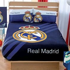 Football Real Madrid Fleece Blanket Sheets And Curtains Set Full Are You Looking For Ways To Give A Wow Factor Your Kid S Room Then We Pleased