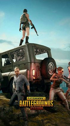 Playerunknown S Battlegrounds Pubg New 2018 Pubg Mobile