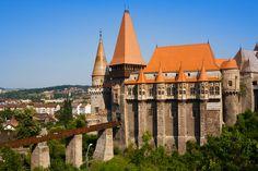 Hunedoara chateau de corvin