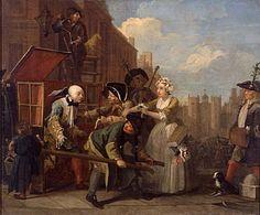 Collezioni da scoprire: Sir John Soane's Museum - Barbarainwonderlart www.barbarainwonderlart.com400 × 331Buscar por imagen William Hogarth, Carriera di un libertino, IV quadro, L'arresto (The Arrest), 1733-1735