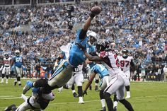 Cam Newton compared the Panthers to the Titanic. Let that sink in