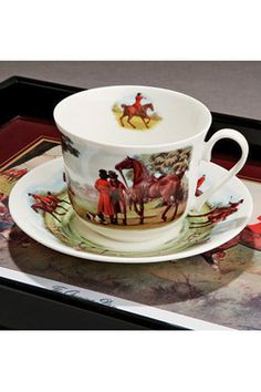 Tally Ho Breakfast Set from Horse Country Store