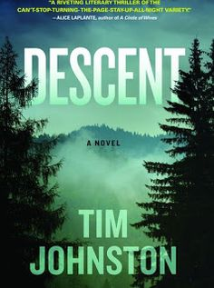 She is too fond of books: Book Review: Descent