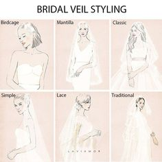 Which one will you use with your gown? Bridal veil 👰is important part of the perfect wedding, the finishing touch to your wedding dress and it will also draw attention to your radiant face✨✨ specializes in customizing the bridal veils❤ . Casual Hairstyles, Fancy Hairstyles, Fringe Hairstyles, Feathered Hairstyles, Wedding Veils, Bridal Veils, Wedding Dresses, Diy Wedding, Medium Length Updo