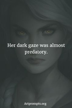 Art Prompt 440  Draw your character with a dark, piercing gaze!   Background Image by the talented Charlie Bowater: http://bit.ly/2cVABUl?utm_content=bufferfbaf9&utm_medium=social&utm_source=pinterest.com&utm_campaign=buffer  Artprompts.org  #art #artinspiration #digitalart #sketch #draw #deviantart #conceptart