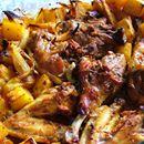 Para ganhar massa muscular: 4 receitas deliciosas de frango com batata doce