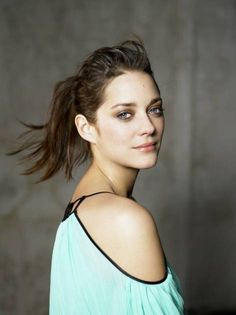 Marion Cotillard- Such fire and passion in her roles!