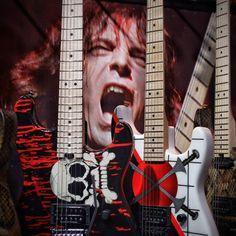 Guitars behind bars... 1800th photo!
