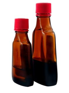 Mix 2 cups of water and 1 teaspoon of vanilla extract in a microwave-safe container, and zap it on high for five minutes. When it's done, remove the container and wipe down the interior of the oven. Any gunk should slide right off (should smell much better than the vinegar trick)