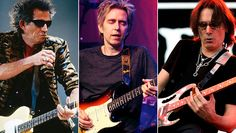 The Bizarre Barre Chord Shapes of Steve Vai, Eric Johnson, Keith Richards and Allan Holdsworth