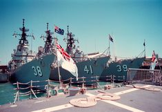 From its origins in 1901 until the late 1950s, through its deep association with the Royal Navy, the Royal Australian Navy became unmistakably British in outlook, practices and culture. It was a relationship of great ...