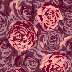 Anna Maria Horner - Innocent Crush - Turn of Events in Plum  I just ordered this fabric to make pillows
