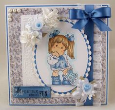 Life Is Better... by Jacque3125 - Cards and Paper Crafts at Splitcoaststampers