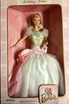Birthday Wish Barbie Doll