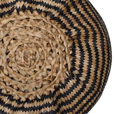 Natural Seagrass, Handmade: Harvested From 100% Sustainably Grown Seagrass; Each Basket Handwoven By Local Artisans In The Southeast Tropics And Unique. Multipurpose: Decor, Creative Storage, Picnic, Grocery Baskets, Beach Bag, Plant Pot Covers, Laundry, Toy Organizer, etc