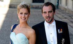 Así es Tatiana, la venezolana que enamoró a Nicolás de Grecia y hoy es la princesa más solidaria