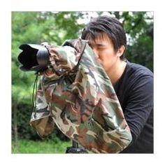 Matin M-7091 Camouflage M - husa de ploaie pentru Camera Foto dSLR