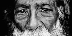Greybeard by EtienneChalmet Lee Jeffries, Black And White, Fii, Personal Development, David, Inspirational Quotes, Paper, Crochet, Funny