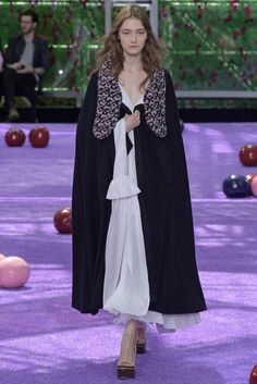 Christian Dior Couture Fall 2015