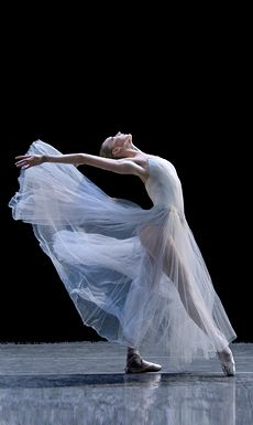 """Wish I was a young dancer again instead of a damaged """"old woman""""  This is beautiful!"""
