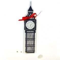 Ballotín Inglaterra Big Ben (x10)