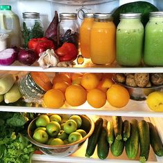 """running-elle: """" vanessaprosser: """" Just the way we like it!  Love that feeling of going to fridge and knowing I can pig out on whatever is in there. """" Amazing! """""""