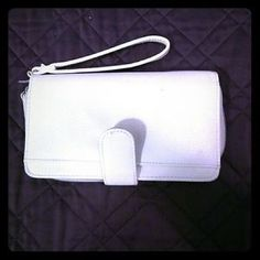 ***SOLD***Off White Wristlet on #Poshmark now!