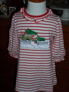 "Now available on our store: Vintage ""Special ... Check it out here! http://www.thebubblebee.com/products/vintage-special-delivery-mailman-santa-knit-girls-dress?utm_campaign=social_autopilot&utm_source=pin&utm_medium=pin"