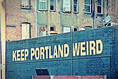 Portland.....Oregon? Or Maine? I'm calling Oregon :)