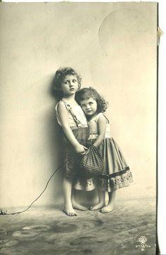 http://www.ebay.com/itm/GERMANY-Postcard-REAL-PHOTO-VINTAGE-A-GIRLS-/272212817373
