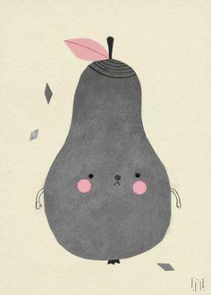 Pirum Parum Pear - Fine Little Day