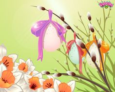 Easter theme. Check out our latest backgrounds & themes and join the bubble poppin' fun! Play #BubblesIQ: www.bubblesiq.com Desktop, Bubbles, Backgrounds, Join, Easter, Wallpapers, Play, Check, Beautiful