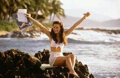 Kate on Hawaii