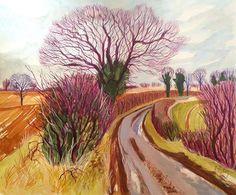 David Hockney.                                                                                                                                                     More