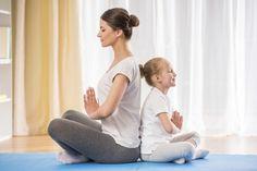 Sesc Santo André oferece aulas de yoga com crianças