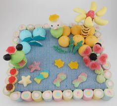 Gâteau de bonbons Marine, So Bonbon