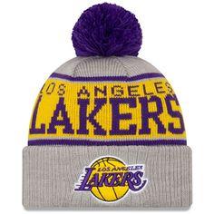 New Era NBA Striped Chill Classic Cuff Beanie Hat Cuffed Winter Basketball Knit Cap