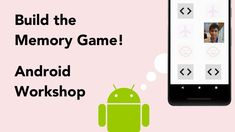 """This is a recording of a workshop I ran at Make School, where I introduced the Android platform and we built the """"memory"""" game as an app. Android Video, Make School, Find A Match, Memory Games, Computer Science, Workshop, Student, Memories, Education"""